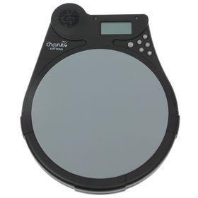 Электронный барабан (пэд) Cherub DP-950 считает скорость ударов,  реалистичная отдача
