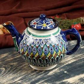 Чайник Риштанская Керамика, 1 л