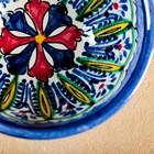 Пиала большая Риштанская Керамика, 0.2 л, 11.5см МИКС - Фото 3
