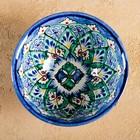Пиала большая Риштанская Керамика, 0.2 л, 11.5см МИКС - Фото 5