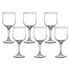 """Набор бокалов для вина 240 мл """"Тулип"""", 6 шт"""