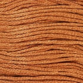 Нитки мулине, 8 ± 1 м, цвет песочный №435 Ош