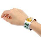 Светоотражающий браслет «Светофор»