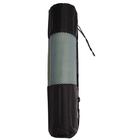 Чехол для йога-коврика, 68 × 22 см (для толщины до 6 мм), цвет чёрный