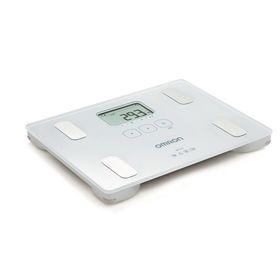Весы напольные Omron BF-212, электронные, диагностические, до 150 кг, белые