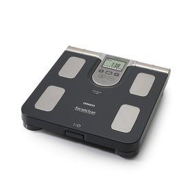 Весы напольные Omron BF-508, электронные, диагностические, до 150 кг, чёрные