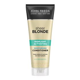 Увлажняющий кондиционер John Frieda Sheer Blonde Highlight Activating, для светлых волос, 250 мл