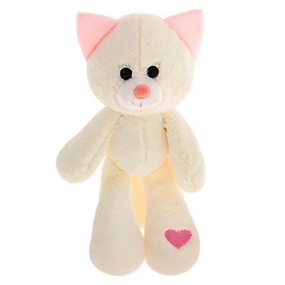 Мягкая игрушка «Котёнок Бася», 28 см