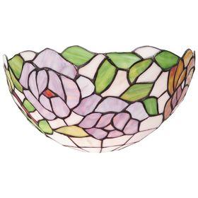 Бра 'Розы', 40Вт Е14, разноцветный Ош