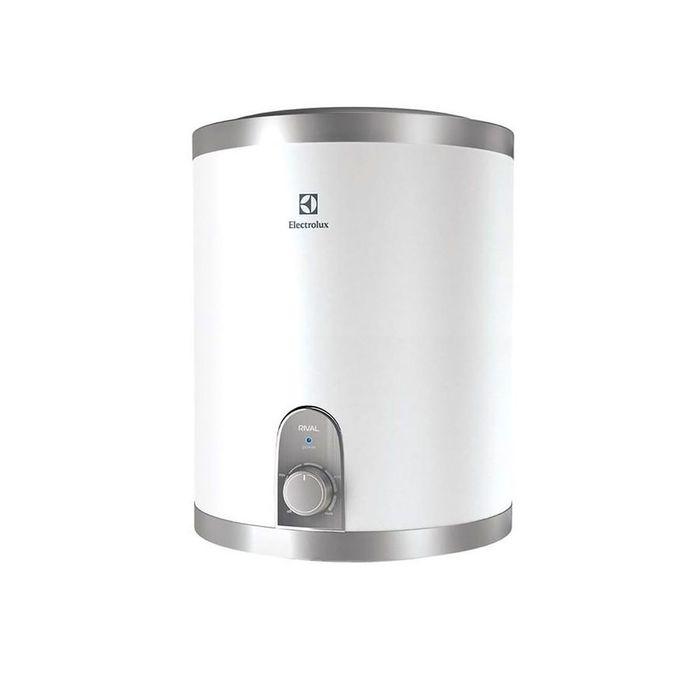 Водонагреватель Electrolux EWH 10 Rival O, накопительный, 1.5 кВт, 10 л, белый