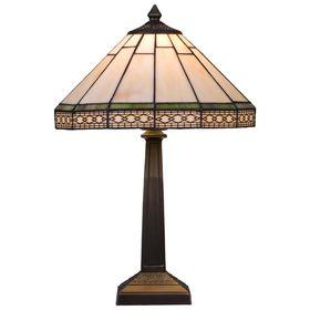 Настольная лампа 'Морис' 60Вт Е27 разноцветный Ош
