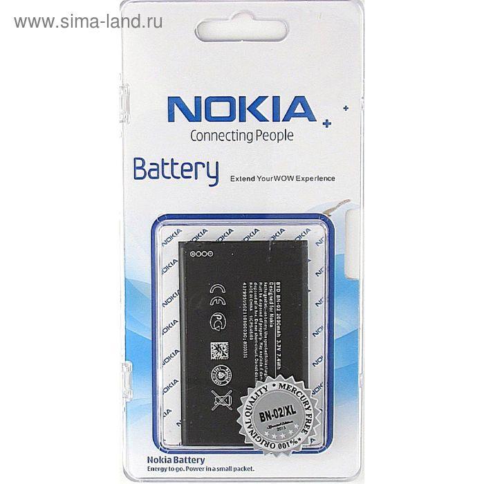 Аккумулятор NOKIA BN-02 XL dual