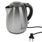 Чайник электрический REDMOND RK-M113, 2000 Вт, 1.7 л, серебристый