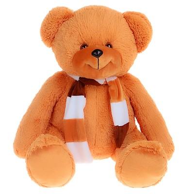 Мягкая игрушка «Медведь Топа», цвет бежевый - Фото 1