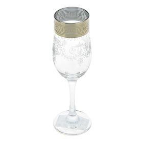 Бокал для шампанского «Гравировка», 200 мл