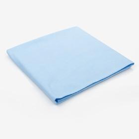 Набор пелёнок фланелевых (3 шт.), размер 120х90 см, цвет микс (розовый, голубой, белый) К7-3