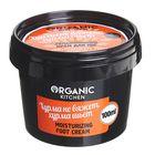 Крем для ног Organic Kitchen «Хурма не вяжет, хурма шьёт», увлажняющий, 100 мл