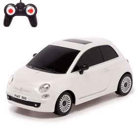 Машина на радиоуправлении Fiat 500, масштаб 1:18, МИКС