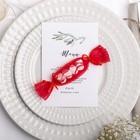 Набор для свадебных конфет