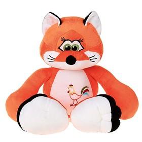 Мягкая игрушка «Лисёнок Рыжик»
