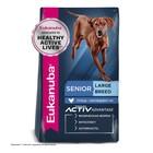 Сухой корм EUK Dog для пожилых собак крупных пород, 4 кг.