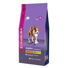 Сухой корм EUK Dog для щенков средних пород, 15 кг.