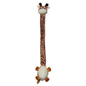 """Игрушка Kong  Danglers """"Жираф"""" для собак, с шуршащей шеей, 62 см"""