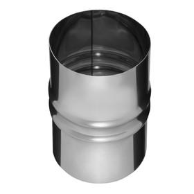 Адаптер Феррум ПП для печи, нержавеющий 430/0,5 мм, d 115 мм Ош