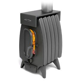 Печь отопительно-варочная ТМФ Огонь-батарея 5 Лайт, дровяная, антрацит Ош