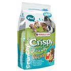 Корм VERSELE-LAGA Crispy Snack Popcorn для грызунов, с попкорном, доп.,  650 г.