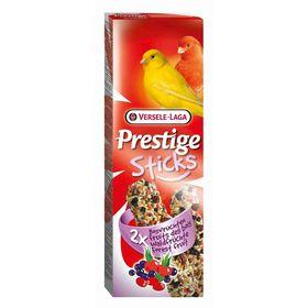 Палочки 'VERSELE-LAGA' Prestige для канареек, лесные ягоды, 2 х 30 г Ош