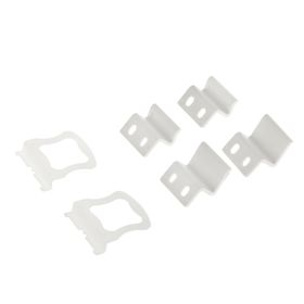 Набор креплений и ручек TUNDRA, для москитной сетки, пластиковые Ош