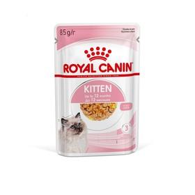 Влажный корм RC Kitten Instinctive для котят, в желе, пауч, 85 г