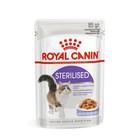Влажный корм RC Sterilised для стерилизованных кошек, в желе, пауч, 85 г