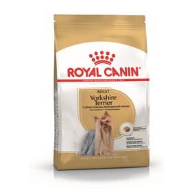 Сухой корм RC Yorkshire Terrier Adult для йоркширского терьера, 500 г Ош