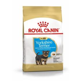 Сухой корм RC Yorkshire Terrier Junior для щенков йоркширского терьера, 500 г Ош