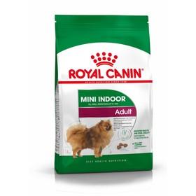 Сухой корм RC Indoor Life Adult для собак мелких пород живущих дома, 500 г Ош
