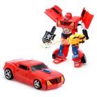 Робот «Автобот», трансформируется, цвета МИКС - Фото 2