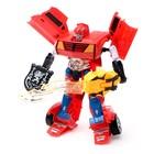 Робот «Автобот», трансформируется, цвета МИКС - Фото 6