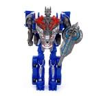 Робот «Герой», трансформируется, цвета МИКС - Фото 4