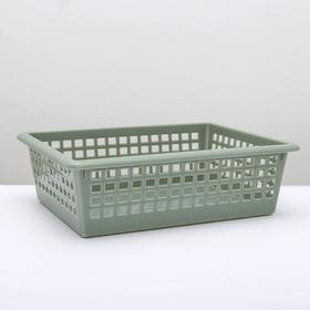 Корзинка универсальная 31×40×13 см, цвет МИКС