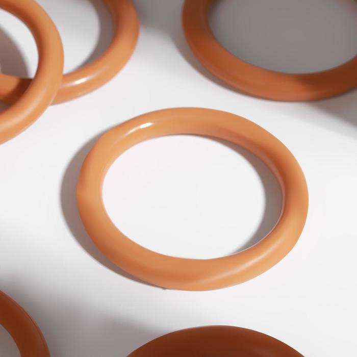 Кольцо для карниза, d = 37/48 мм, цвет бук