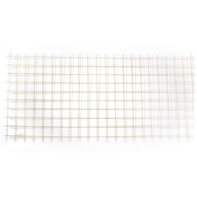 Сетка кладочная стеклопластиковая диаметр 2,5мм  1500*500 ячейка 50*50 Ош