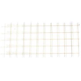 Сетка кладочная стеклопластиковая диаметр 2,5мм  1500*500 ячейка 100*100 Ош