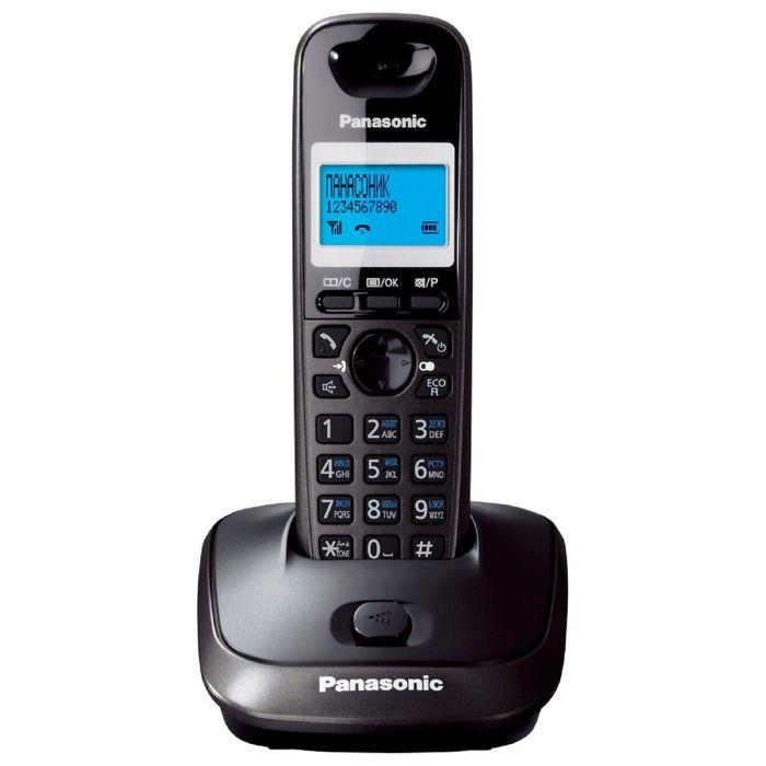Радиотелефон DECT Panasonic KX-TG2511 RUT