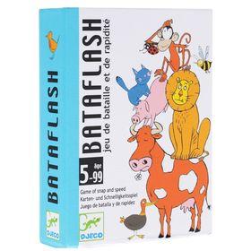 Детская настольная карточная игра «Батафлеш»