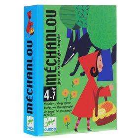 Детская настольная карточная игра «Красная шапочка»