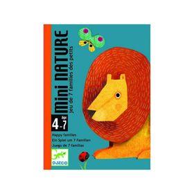Детская настольная карточная игра «Маленькая природа»