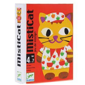 Детская настольная карточная игра «Мистикэт»