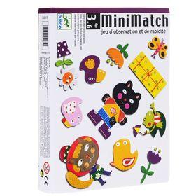 Детская настольная карточная игра «Миниматч»